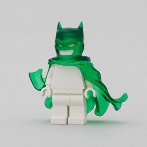 [Golden minifigs] Batman 披風 綠色