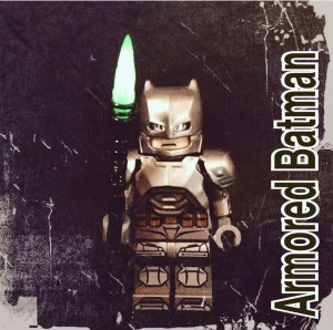 [UG minifigures] Armored Batman