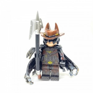 [樂宜樂] 西部牛仔蝙蝠俠 (欠卡片)