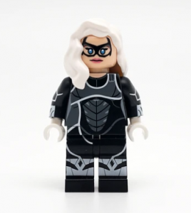 [CrazyMinifigs] Black Cat