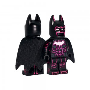 [Minifigs Factory] 螢光騷粉 蝙蝠俠