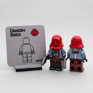 [Dragonbrick] 阿卡姆 紅頭罩