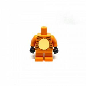 [Lego] 老虎人 (欠頭部)