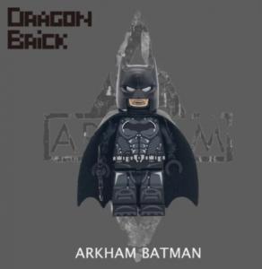 [Dragon Brick] Arkham Bat