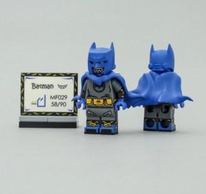 [Minifigs.Factory] 蝙蝠俠