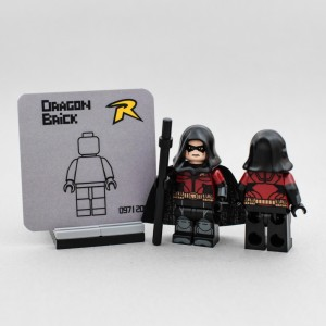 [Dragonbrick] 阿卡姆 羅賓