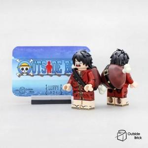 [Outside brick] 蒙其·D·魯夫