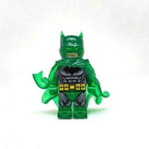 [Golden minifigs] 綠色披風蝙蝠俠 (複雜款)