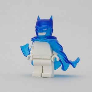 [Golden minifigs] Batman 披風 藍色