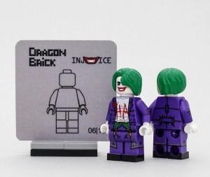[Dragon brick]  小丑