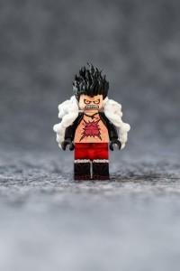 [Lofty Brick] 魯夫蛇人形態