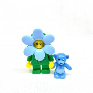 [Lego] 花朵人