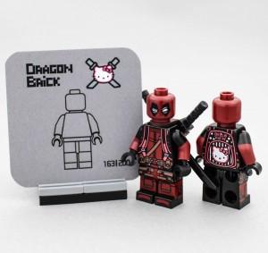 [Dragonbrick] Kitty Deadpool