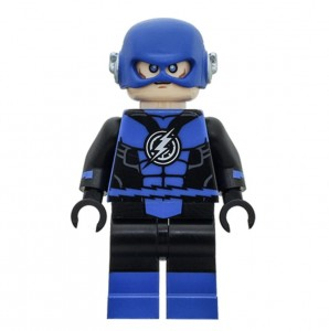 [Minifigfactory] Blue Lantern Flash