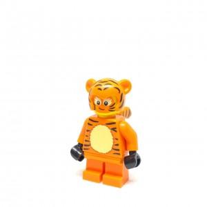 [Lego] 老虎人
