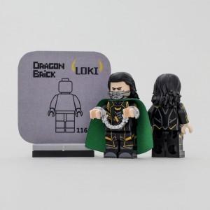 [Dragonbrick] 龍牌Loki
