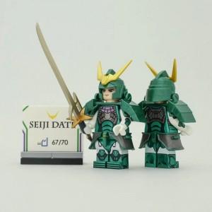 [Minifigs.Factory] Seiji Date