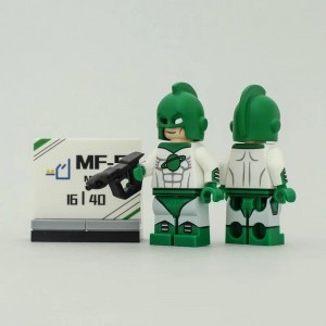[Minifigs.Factory] Captain Mar Vell