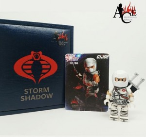 [ACE BURNING BRICK] Storm Shadom