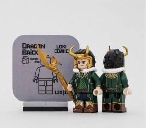 [Dragon Brick] 洛基