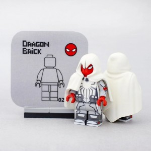 [Dragonbrick] 龍牌蜘蛛俠騎士