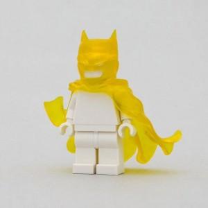 [Golden minifigs] Batman 透明黃披風
