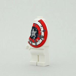 [Dragonbrick] 龍牌 Captain shield (金屬)