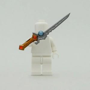 [Minifig.Factory] 瓦里安武器 (藍色)