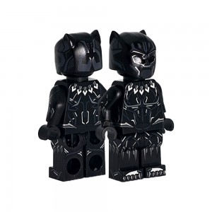 [CrazyMinifigs x Minifigs Factory] Black Panther