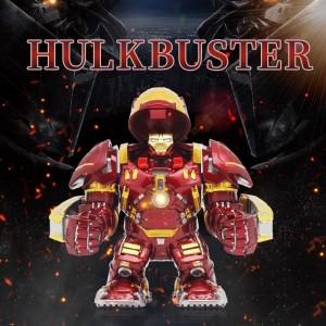預訂 7月出貨 Minifigs Factory Hulkbuster