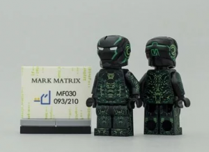 [Minifig.Factory] Matrix