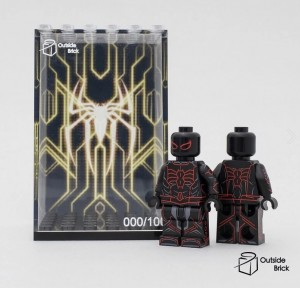 [Outsidebrick] 蜘蛛人