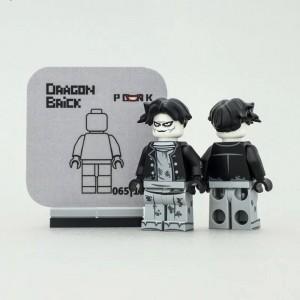 [Dragon Brick] 朋克小丑