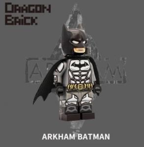 [Dragon Brick] Arkham Bat V2