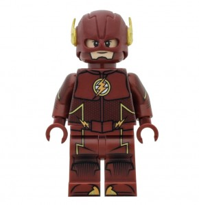 [Minifigfactory] The Flash