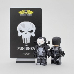 [Cosmos brick] The Punisher 懲罰者