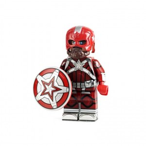 [Minifig.Factory] Red Guardian