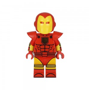 [UG minifigures] Ironman (Speed Armor)