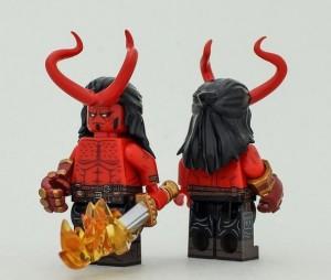 地獄男爵 (沒有跟卡號)