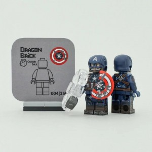[Dragon Brick] 龍牌 Captain