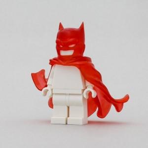 [Golden minifigs] Batman 披風 紅色