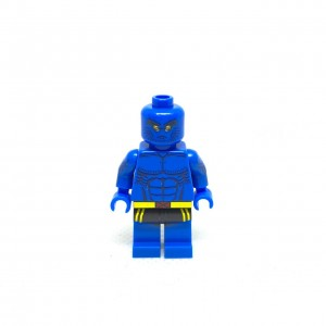 [二手人偶] 藍色人 (欠卡片)